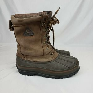 Rocky Thinsulate Hunting Winter Snow Duck Boots